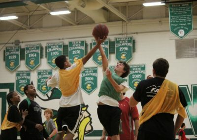 Basketball Scrimmage